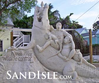sandboxes of key west